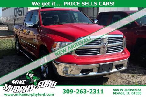 2014 RAM Ram Pickup 1500 for sale at Mike Murphy Ford in Morton IL