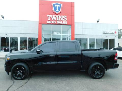 2020 RAM Ram Pickup 1500 for sale at Twins Auto Sales Inc Redford 1 in Redford MI