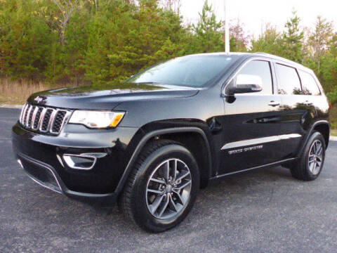 2018 Jeep Grand Cherokee for sale at RUSTY WALLACE KIA OF KNOXVILLE in Knoxville TN