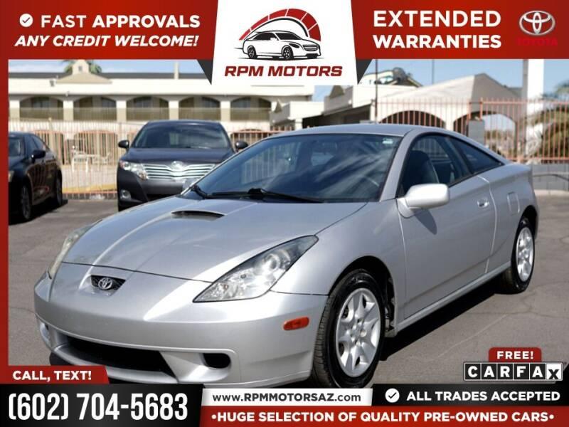 2000 Toyota Celica for sale in Phoenix, AZ