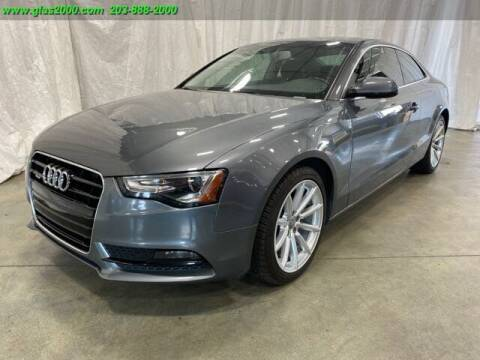 2015 Audi A5 for sale at Green Light Auto Sales LLC in Bethany CT