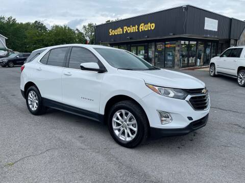 2020 Chevrolet Equinox for sale at South Point Auto Plaza, Inc. in Albany NY