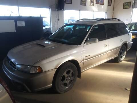 1999 Subaru Legacy for sale at PYRAMID MOTORS - Pueblo Lot in Pueblo CO