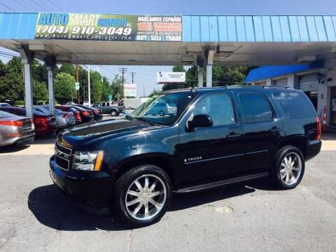 2008 Chevrolet Tahoe for sale at Auto Smart Charlotte in Charlotte NC
