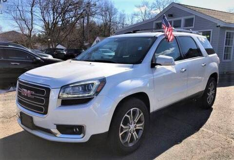 2014 GMC Acadia for sale at Top Line Import in Haverhill MA