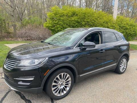 2015 Lincoln MKC for sale at Padula Auto Sales in Braintree MA