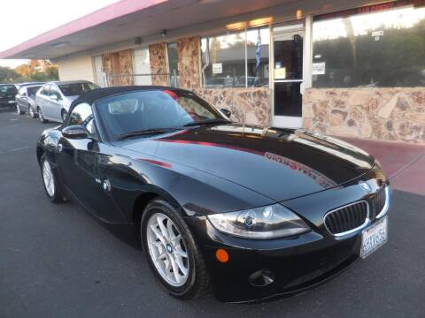2005 BMW Z4 for sale at Auto 4 Less in Fremont CA