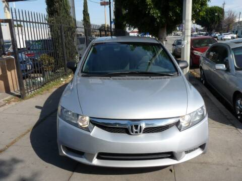 2009 Honda Civic for sale at Oceansky Auto in Los Angeles CA