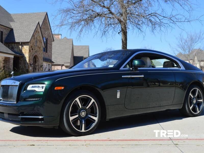 2018 Rolls-Royce Wraith for sale in Dallas, TX