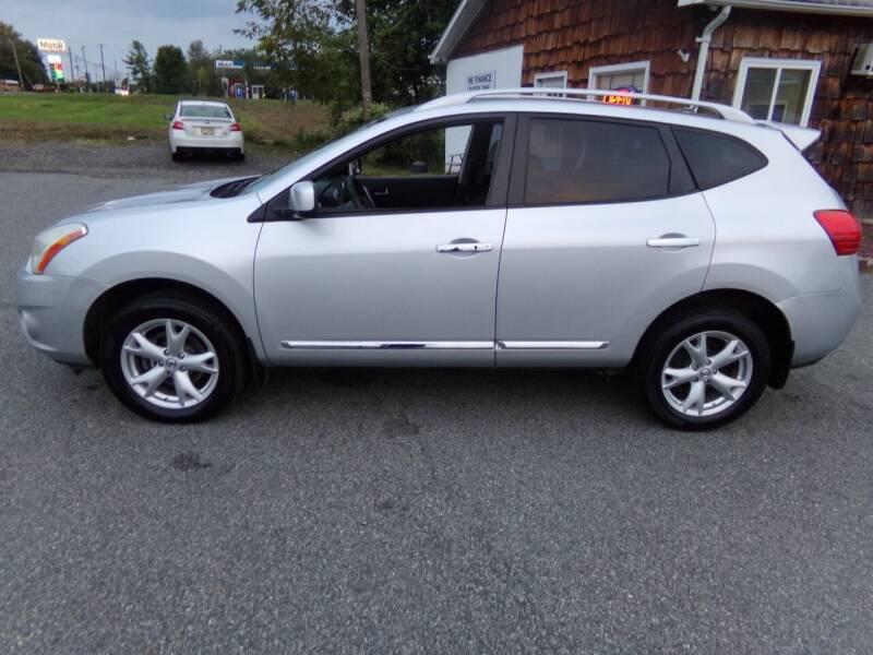 2011 Nissan Rogue for sale at Trade Zone Auto Sales in Hampton NJ