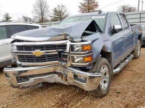 2015 Chevrolet Silverado 1500 for sale at Ragins' Dynamic Auto LLC in Brookland AR