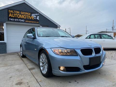 2011 BMW 3 Series for sale at Dalton George Automotive in Marietta OH