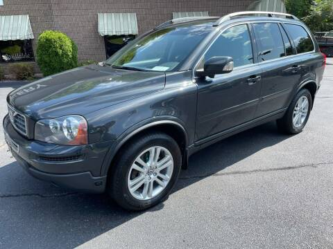 2011 Volvo XC90 for sale at Depot Auto Sales Inc in Palmer MA