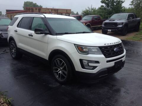 2016 Ford Explorer for sale at Bruns & Sons Auto in Plover WI