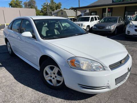 2011 Chevrolet Impala for sale at speedy auto sales in Indianapolis IN