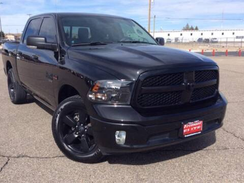 2019 RAM Ram Pickup 1500 Classic for sale at Rocky Mountain Commercial Trucks in Casper WY