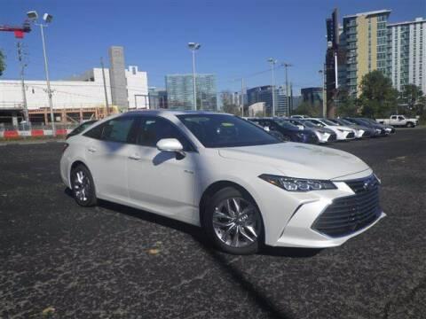 2021 Toyota Avalon Hybrid for sale at BEAMAN TOYOTA GMC BUICK in Nashville TN