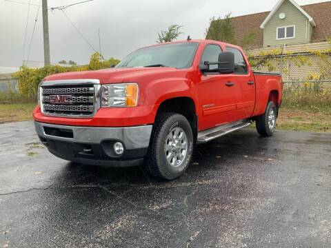 2013 GMC Sierra 2500HD for sale at Stein Motors Inc in Traverse City MI