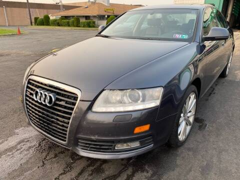 2009 Audi A6 for sale at MFT Auction in Lodi NJ