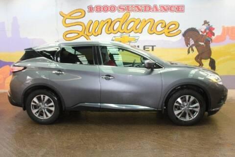 2016 Nissan Murano for sale at Sundance Chevrolet in Grand Ledge MI