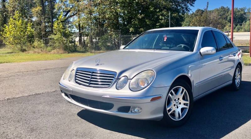 2003 Mercedes-Benz E-Class for sale at Access Auto in Cabot AR