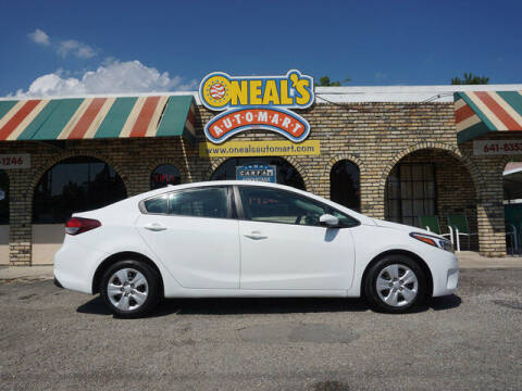 2018 Kia Forte for sale at Oneal's Automart LLC in Slidell LA