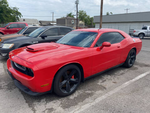 2009 Dodge Challenger for sale at OKC Auto Direct, LLC in Oklahoma City OK