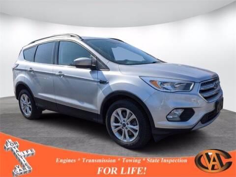 2018 Ford Escape for sale at VA Cars Inc in Richmond VA