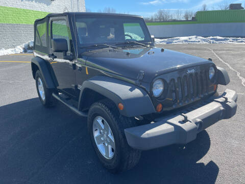 2010 Jeep Wrangler for sale at South Shore Auto Mall in Whitman MA