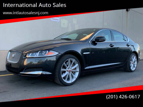 2015 Jaguar XF for sale at International Auto Sales in Hasbrouck Heights NJ