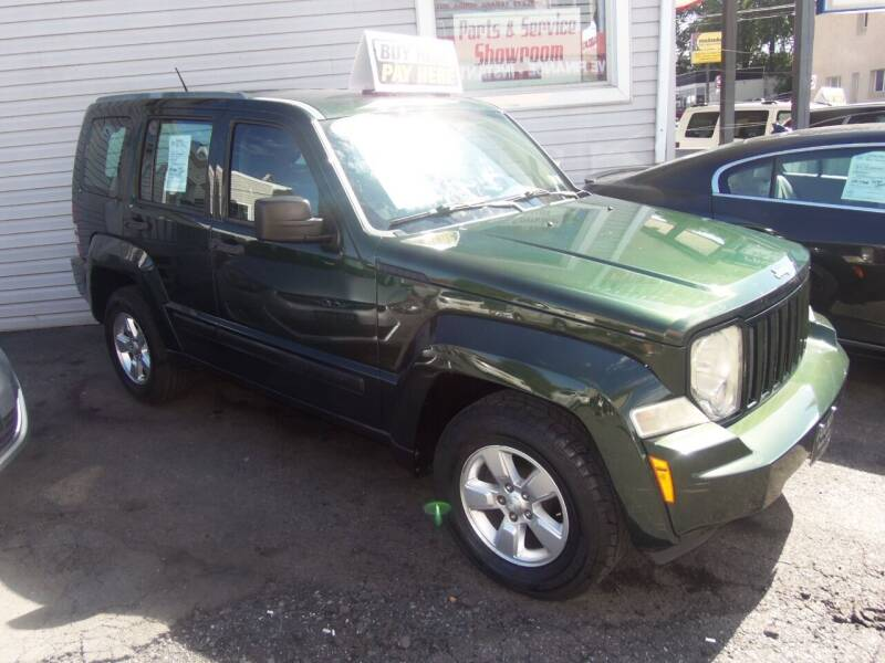 2011 Jeep Liberty for sale at Fulmer Auto Cycle Sales - Fulmer Auto Sales in Easton PA