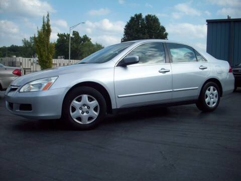 2007 Honda Accord for sale at Whitney Motor CO in Merriam KS