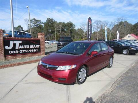 2009 Honda Civic for sale at J T Auto Group in Sanford NC