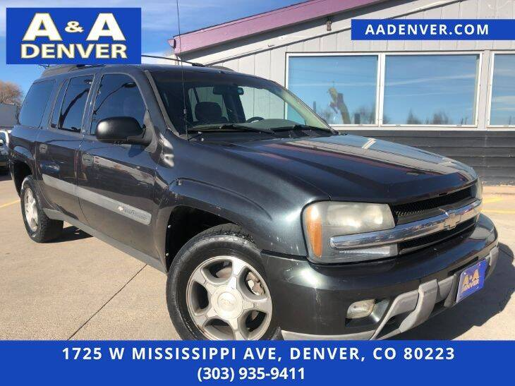 2004 Chevrolet TrailBlazer EXT EXT LS - Denver CO