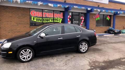 2007 Volkswagen Jetta for sale at Duke Automotive Group in Cincinnati OH