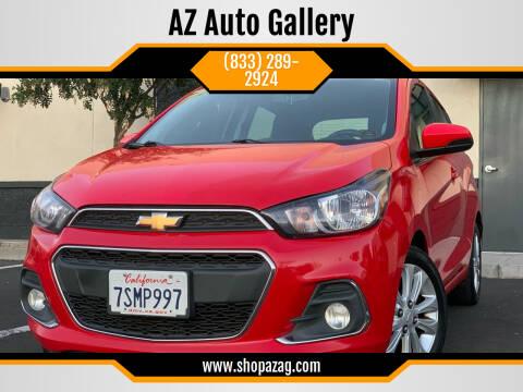 2016 Chevrolet Spark for sale at AZ Auto Gallery in Mesa AZ