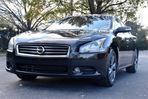 2014 Nissan Maxima for sale at Wheel Deal Auto Sales LLC in Norfolk VA