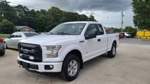 2016 Ford F-150 for sale at DADA AUTO INC in Monroe NC
