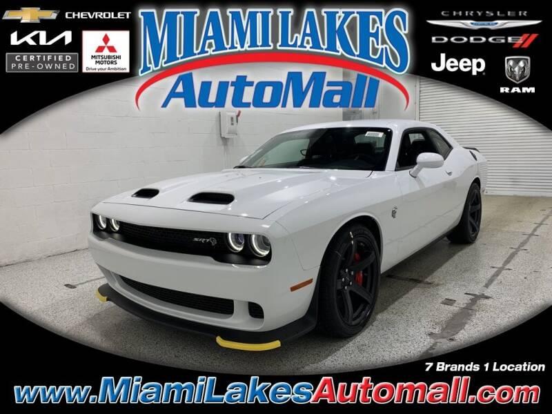 2021 Dodge Challenger for sale in Miami, FL