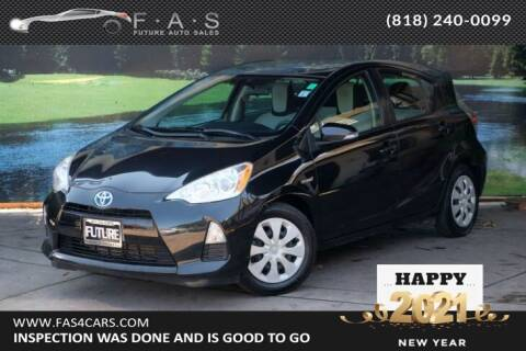 2012 Toyota Prius c for sale at Best Car Buy in Glendale CA