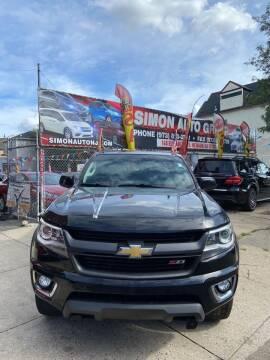 2015 Chevrolet Colorado for sale at Simon Auto Group in Newark NJ