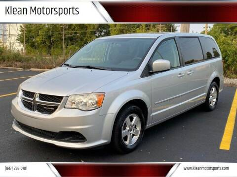 2011 Dodge Grand Caravan for sale at Klean Motorsports in Skokie IL