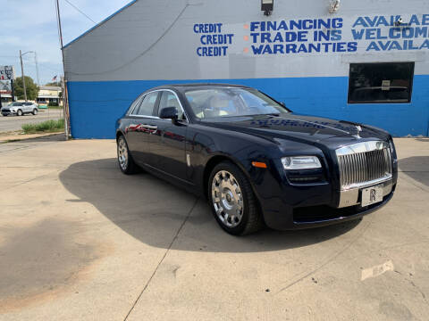 2014 Rolls-Royce Ghost for sale at Pro Auto Sales in Lincoln Park MI