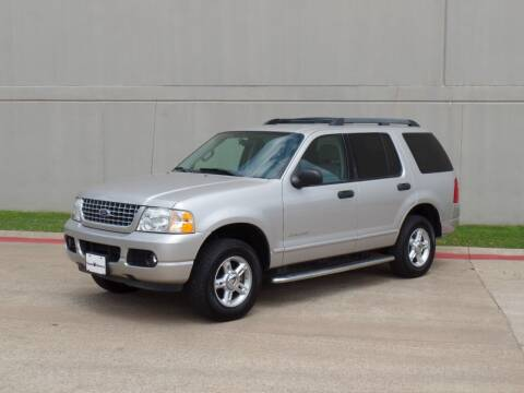 2005 Ford Explorer for sale at CROWN AUTOPLEX in Arlington TX
