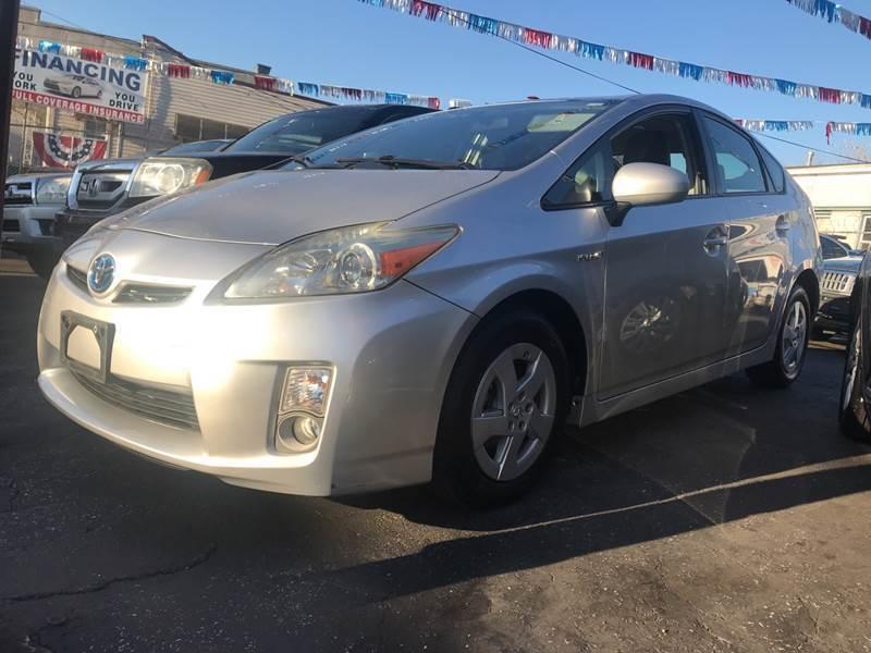 2010 Toyota Prius for sale at Cypress Motors of Ridgewood in Ridgewood NY