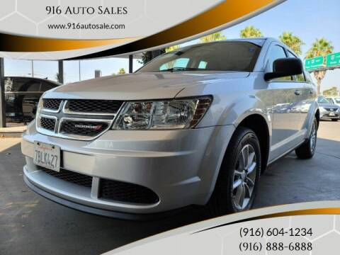 2013 Dodge Journey for sale at 916 Auto Sales in Sacramento CA