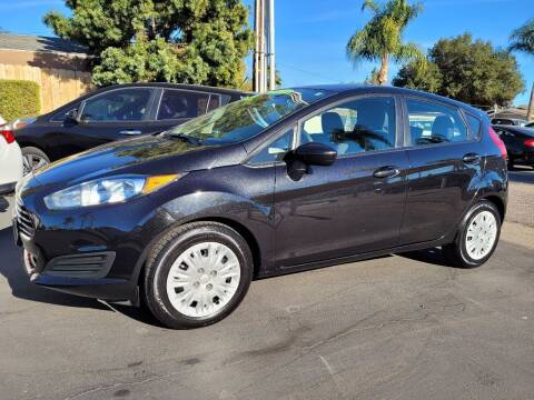 2015 Ford Fiesta for sale at Geiman Motors in Escondido CA