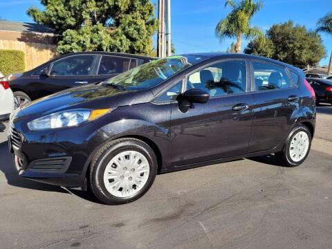 2015 Ford Fiesta for sale at Geiman Motors in Escondido CA