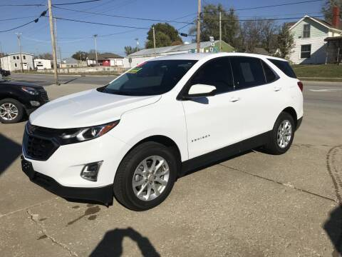 2018 Chevrolet Equinox for sale at Kemper Motors Inc in Cameron MO