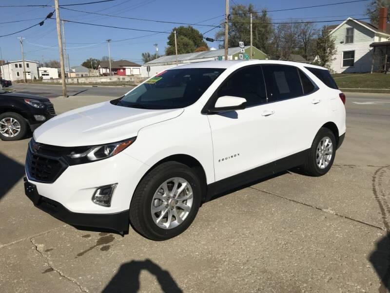 2018 Chevrolet Equinox for sale at Kemper Motors Inc in Cameron MO